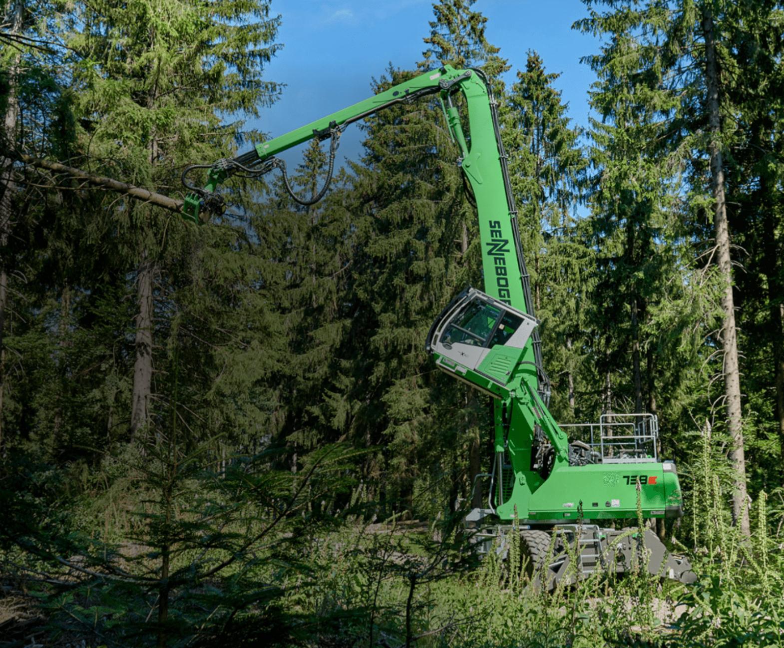 Sennebogen Tree Machine-dk20